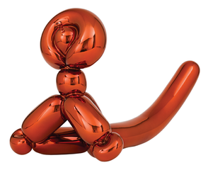 Balloon Monkey (Orange)