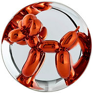 Jeff Koons_Balloon Dog (Orange)_img only