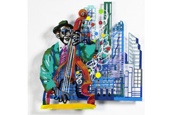 Jazz and the City - Contrabass