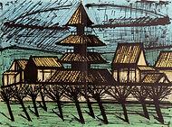 Bernard Buffett_Le Voyage au Japon-Page