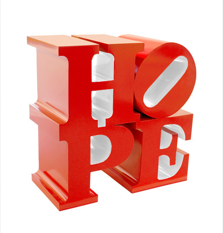 HOPE (Red/White)