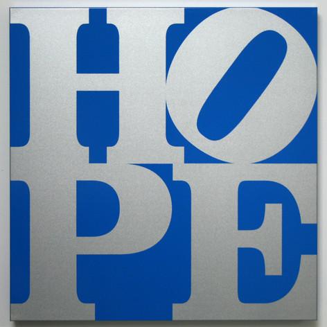 HOPE (Silver Blue)