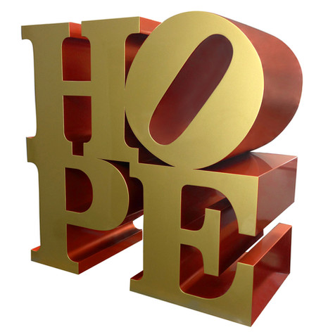 HOPE (Gold/Red)