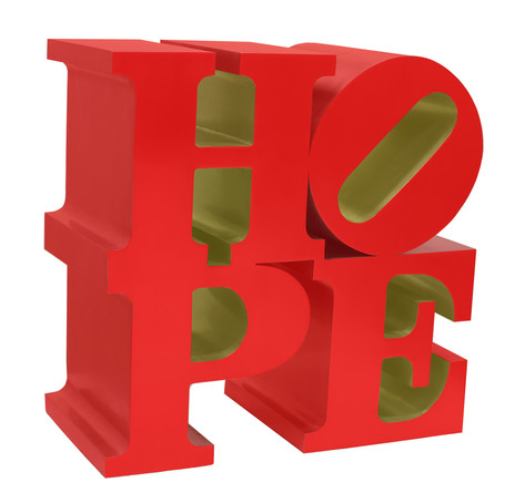 HOPE (Red/Gold)