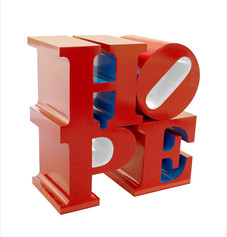 HOPE (Red/Blue/White)