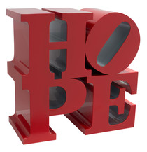 HOPE (Red/Silver)
