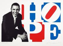 Obama HOPE (Red/White/Blue)