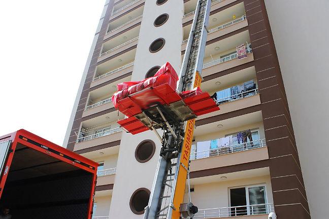 Asansörlü Nakliyat-Asansörlü Taşımacılık