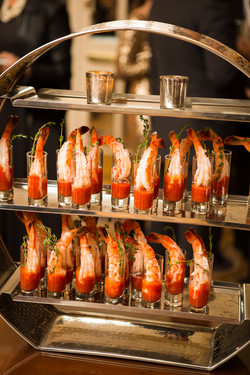 Formal Event Appetizers