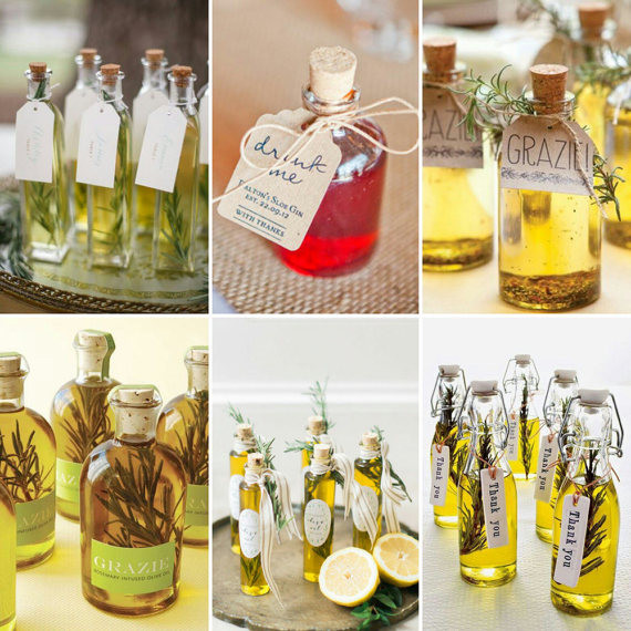 olive oil escort cards
