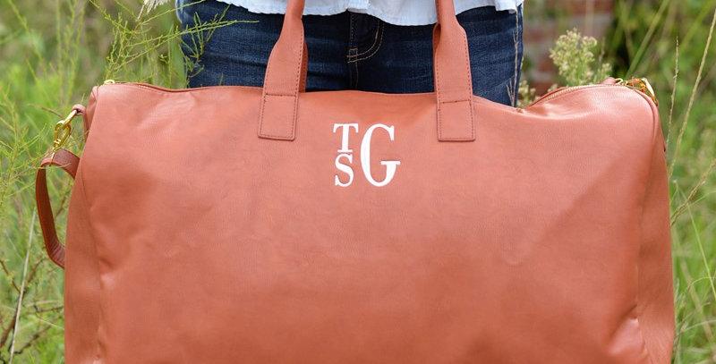 Luxe Duffle Bag