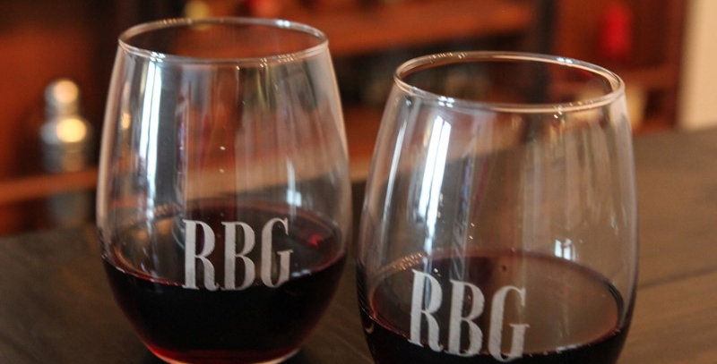Stemless Red Wine Glass (set of 4)