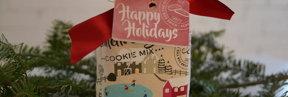 Holiday Cookie Mix