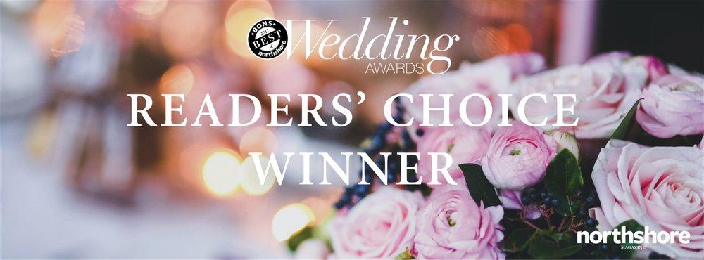 2017 Best of North Shore Weddings