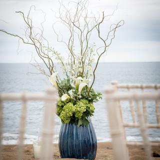 beach themed floral