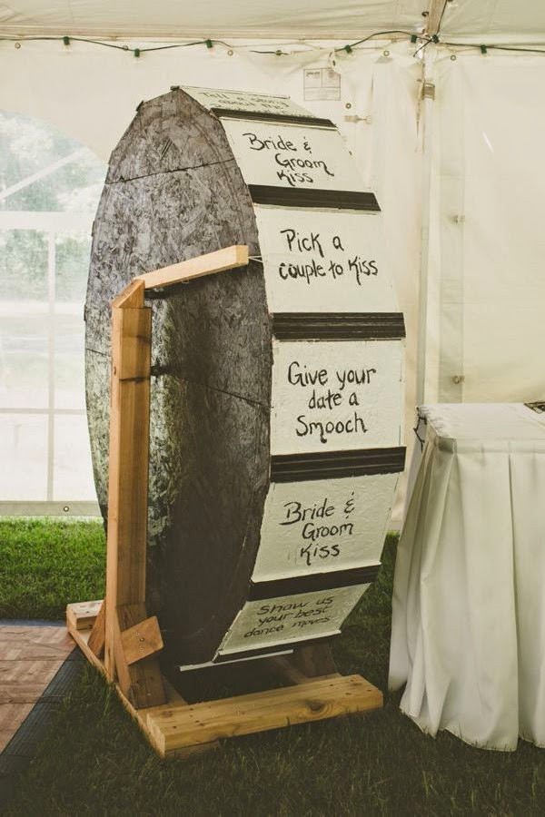 full size wedding price is right wheel