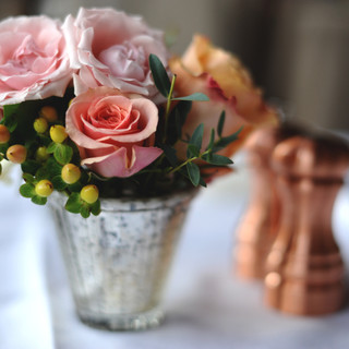 small table center