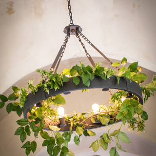 floral chanderlier