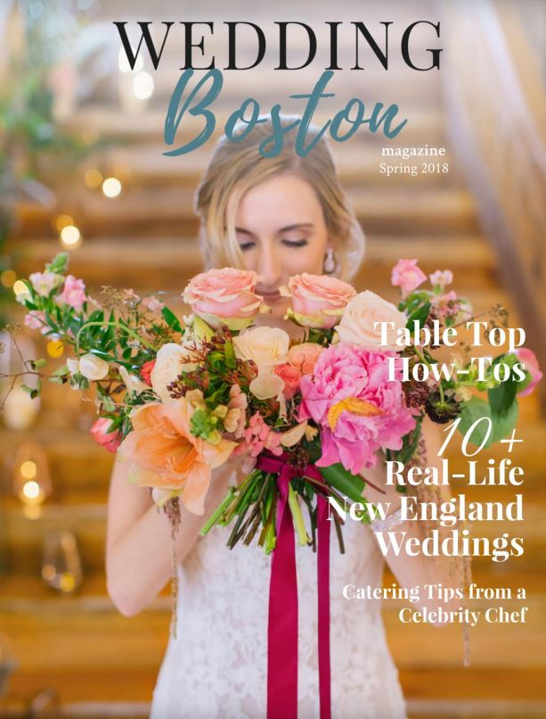 Wedding Boston Magazine