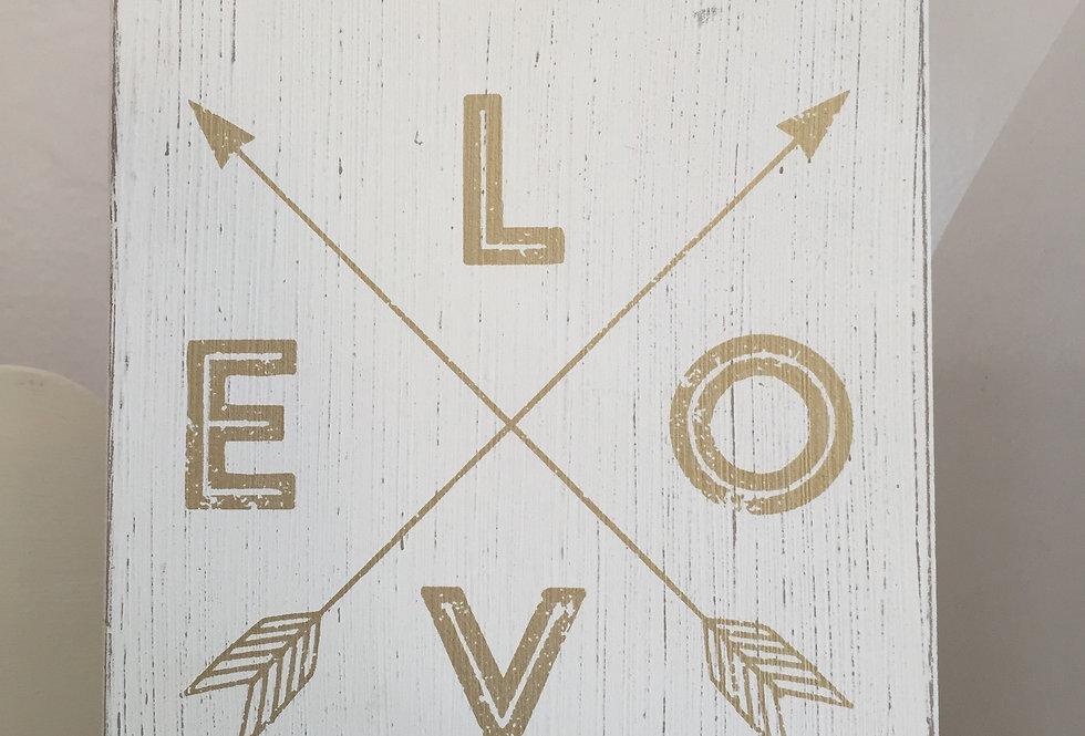LOVE Sign - RENTAL