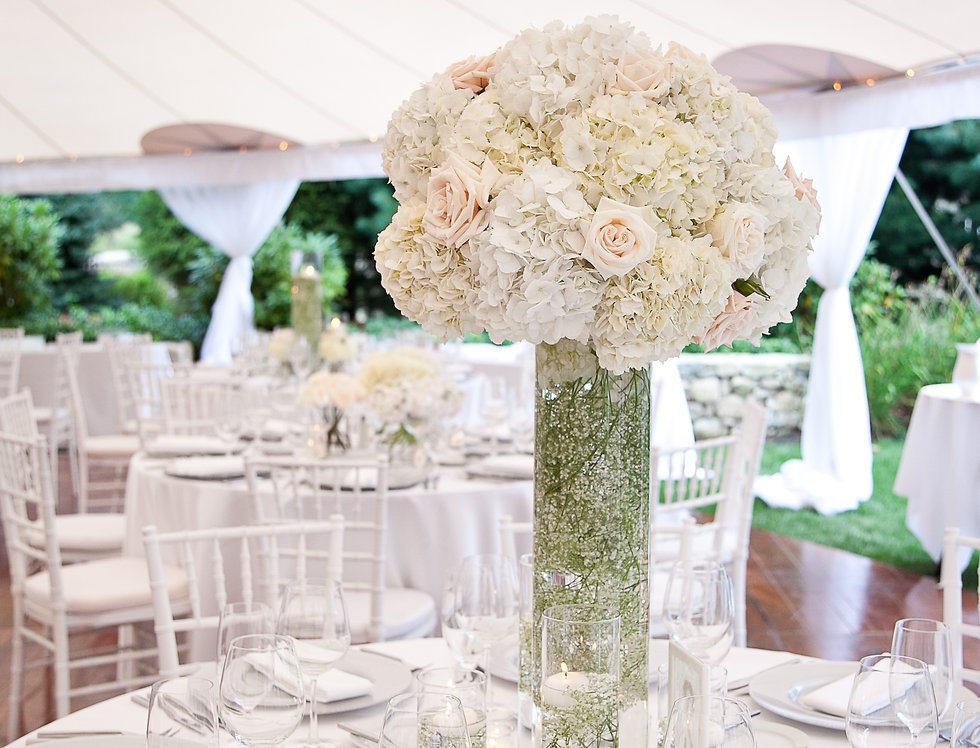 SAMPLE FLORAL CENTERPIECE