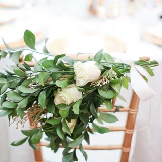 floral chair design