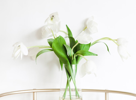 The Importance of Fresh Flowers in your Home