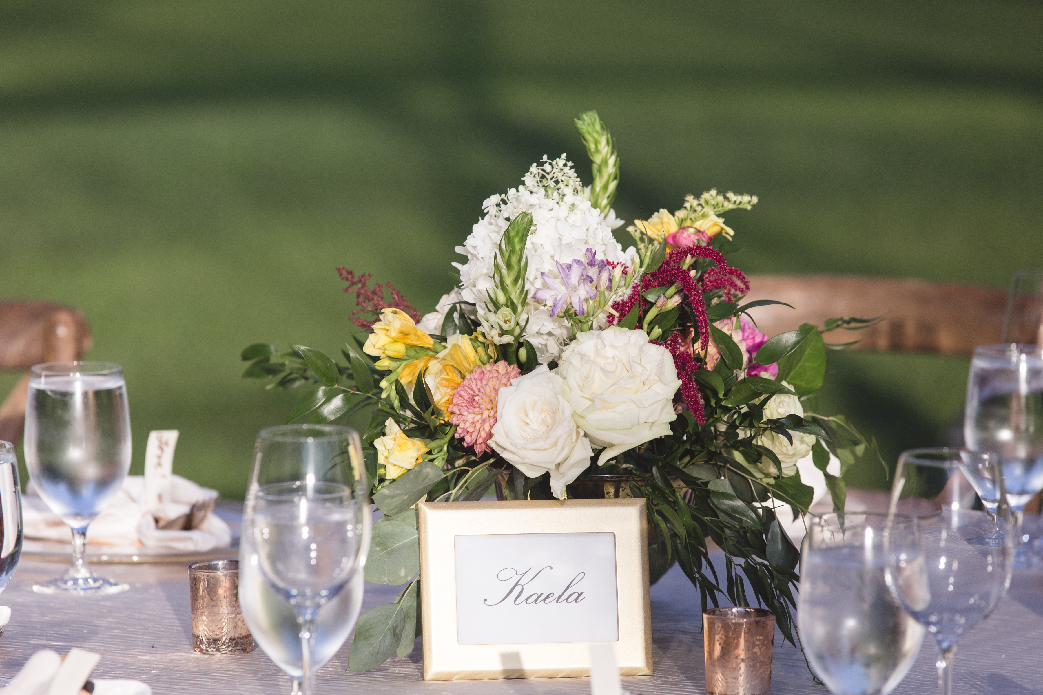 wedding flowers in the Berkshires