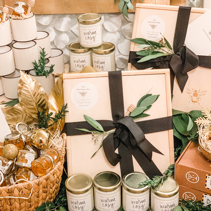 Bee's Knees entire gift suite by Amy McL