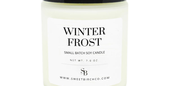 Holiday Candle by Sweet Birch Co.