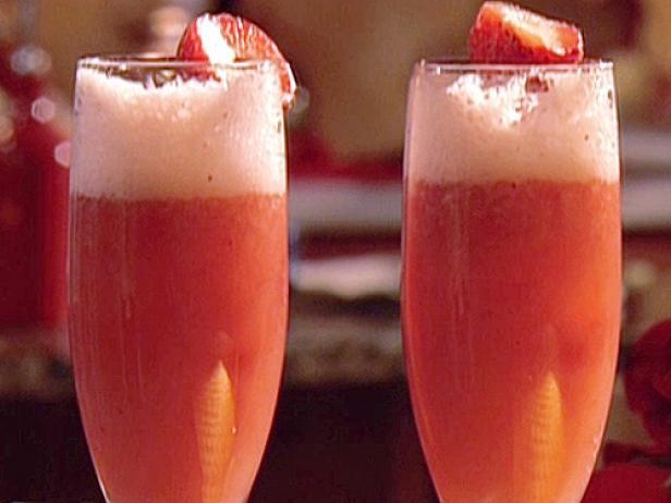 Strawberry Bellini, Food Network