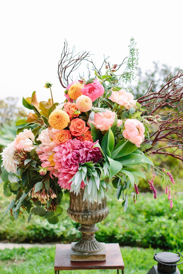 garden arrangement floral design