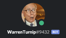 Warren Turnip
