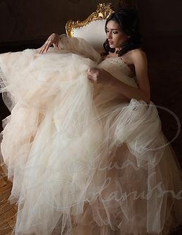 Giselle Wedding Dress by Wedding Dress Designer Angelina Colarusso