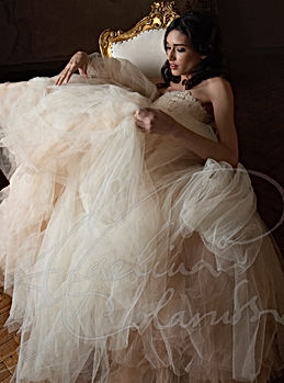 Giselle Designer Wedding Dress