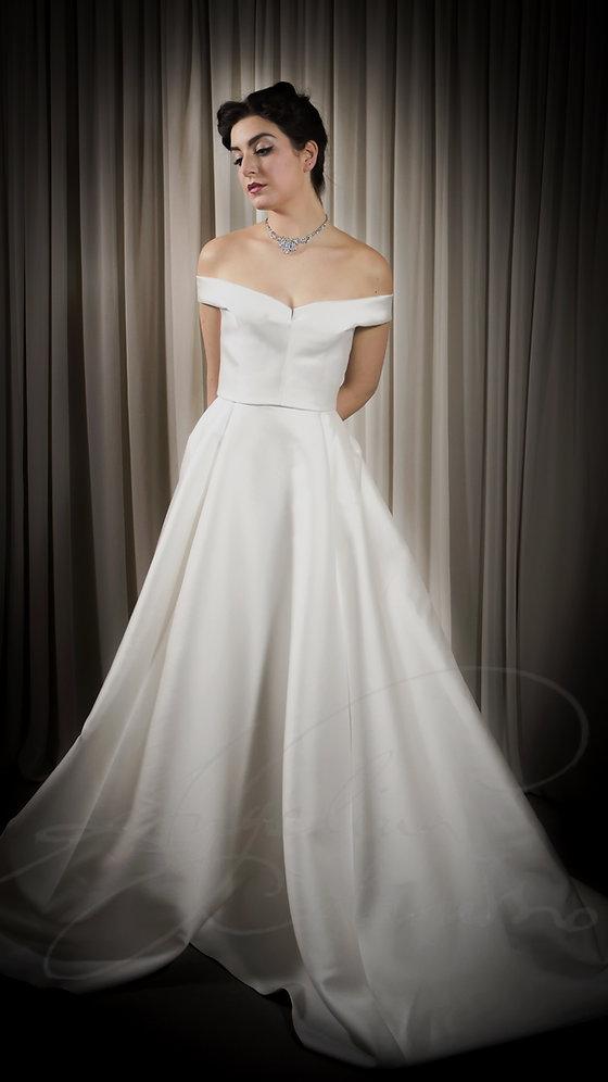 Chatalet Designer Wedding Dress