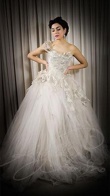 Nereides Designer Wedding Dress