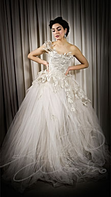 Nereides Designer Wedding Dress