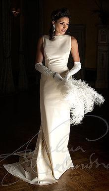 Sabrina Designer Wedding Dress