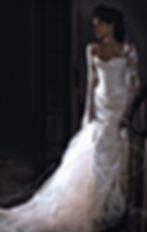 Elise Wedding Dress by Wedding Dress Designer Angelina Colarusso