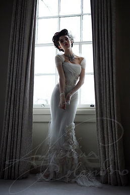 Muiccia Designer Wedding Dress