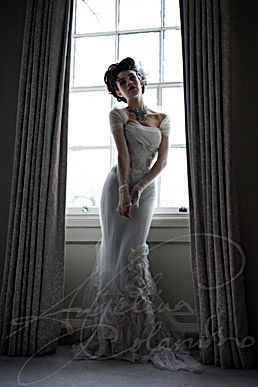 Muiccia Designer Wedding Dress
