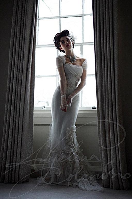 Miuccia Designer Wedding Dress
