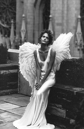 'Angel' by Peter Lindberg