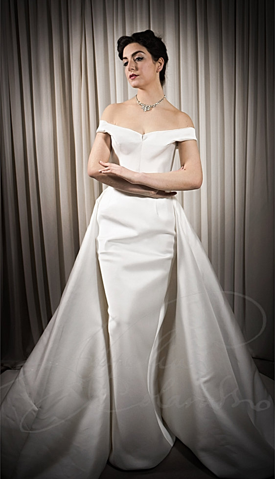 Manon Designer Wedding Dress