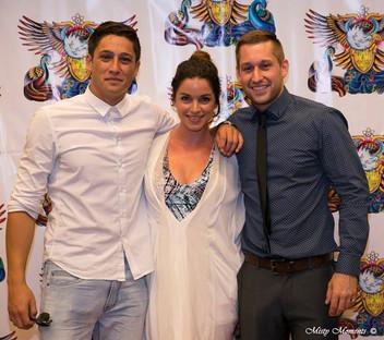 Alfa Maschi Film Premiere.