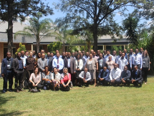 Figure 1: Participants of the 3rd Regional Meeting on Tools for the Sustainable Management of Transboundary Aquifers