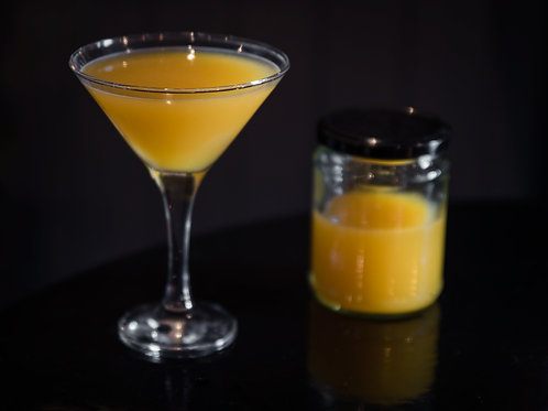 Passion Fruit Martini Cocktail