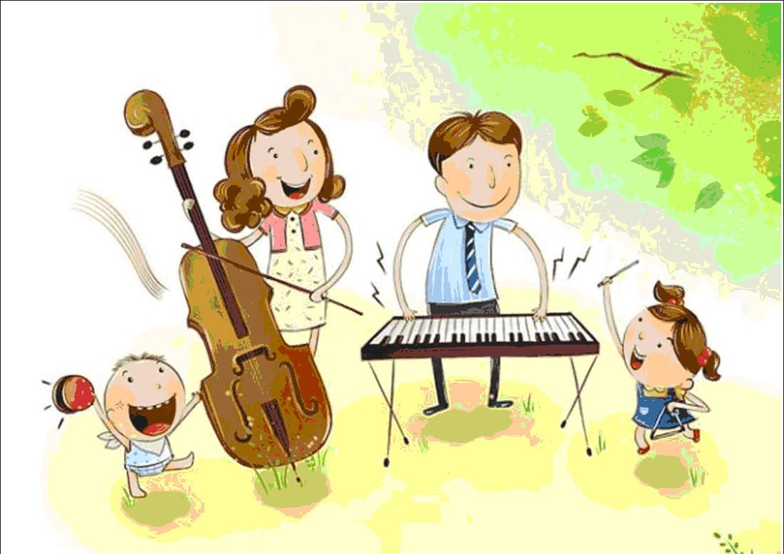 Консультації для батьків щодо музичного виховання дітей