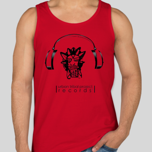 UTP Records - Tank Top Red